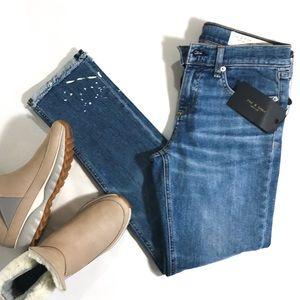rag & bone Jeans - Rag & Bone Ankle Dre Capri Jeans   Size 26   NWT